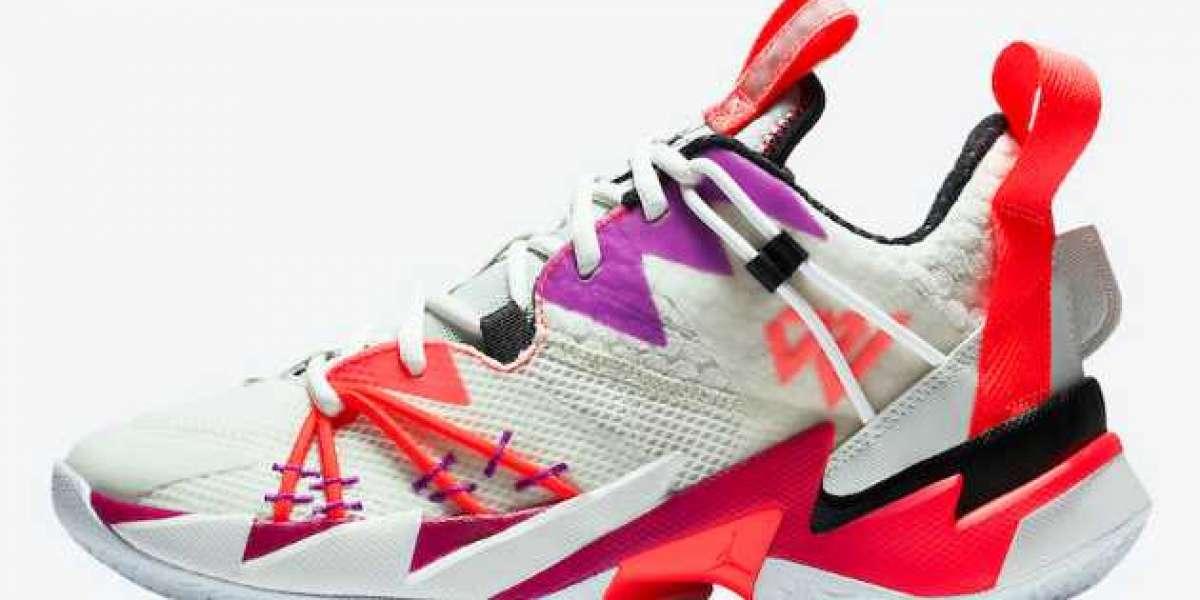 "Jordan Why Not Zer0.3 SE ""Flash Crimson"" Sail/Black-Spruce Aura-Flash Crimson CK6611-101"
