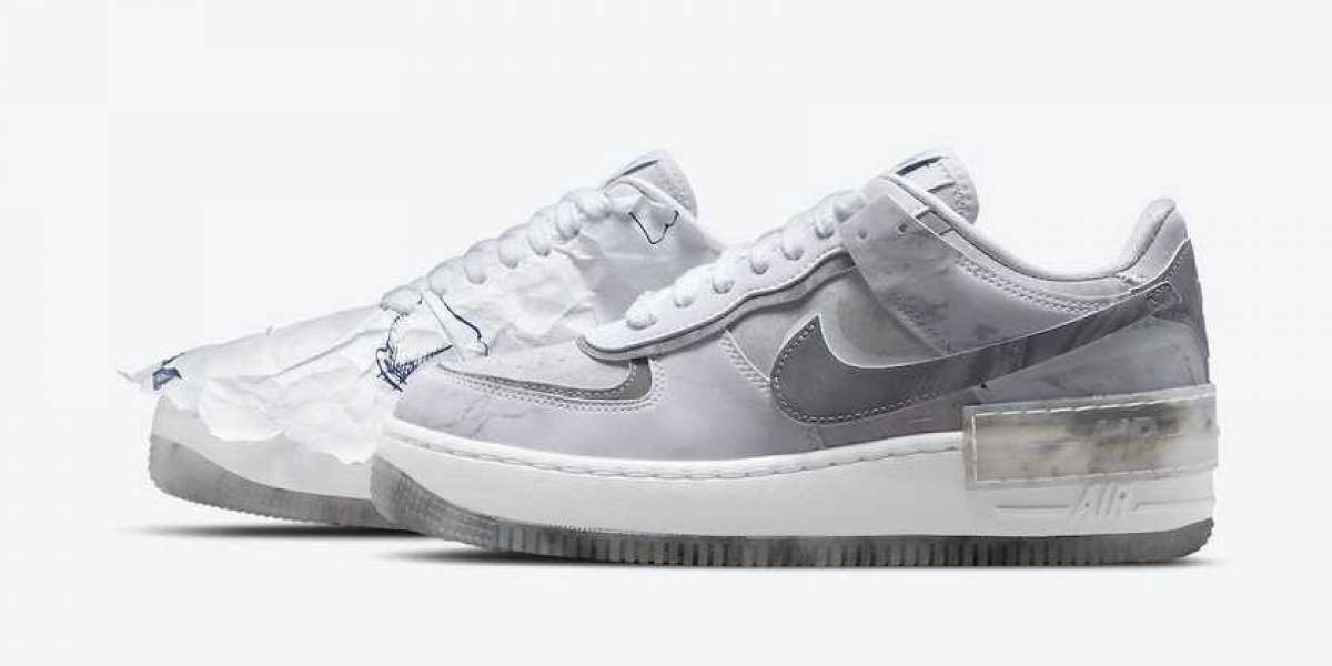 """DJ4635-100 Nike Air Force 1 Shadow """"Goddess of Victory"""" will be on sale in the next few weeks"""