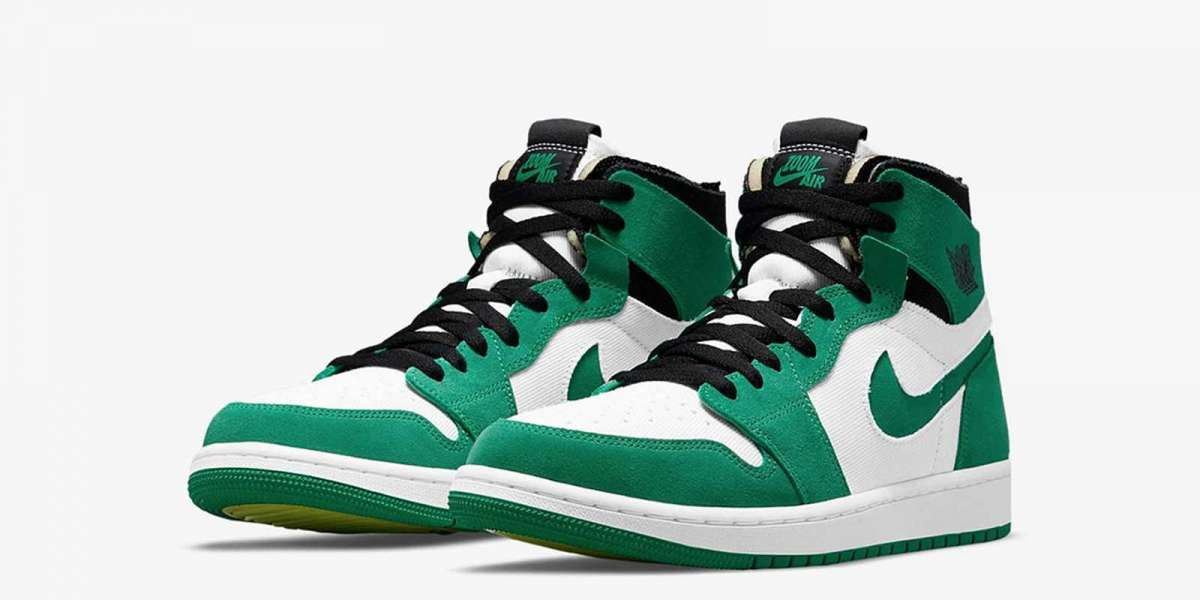 Air Jordan 1 is about to usher in the green of spring