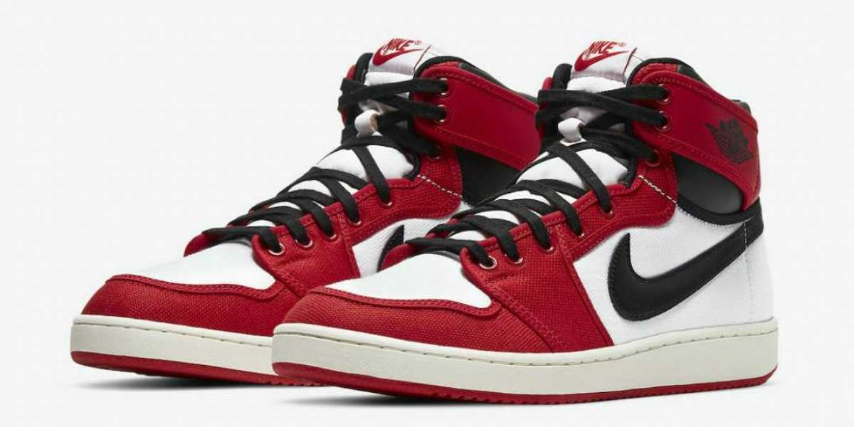 "The release date of AIR JORDAN 1 KO ""CHICAGO"" DA9089-100 !"