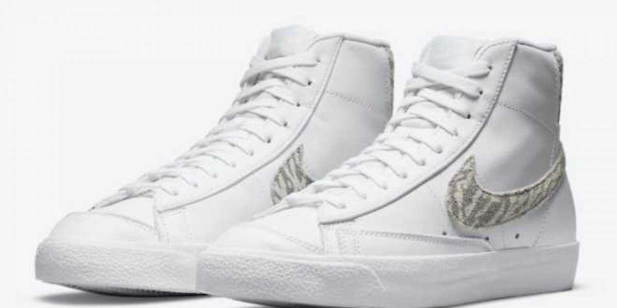 "Where To Buy Nike Blazer Mid '77 ""Zebra"" DH9633-101 ?"