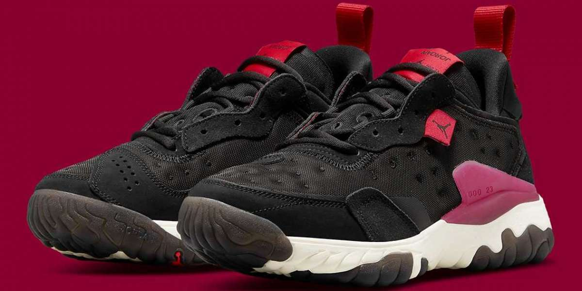 """This Jordan Delta 2 """"Bred"""" CW0913-006 is exclusively for women"""